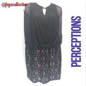 Perceptions  elegant dress za-6
